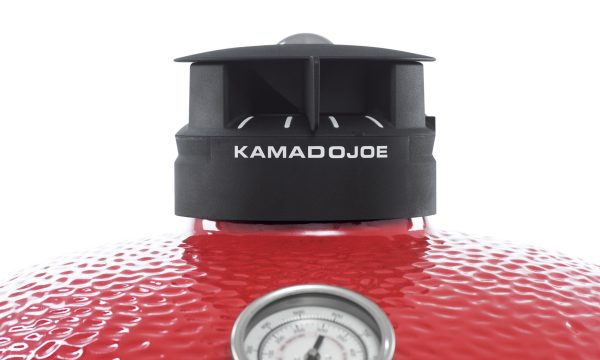 "KamadoJoe clasico tirador 18 scaled <span style=""font-weight: 400;"">Kamado Joe Clásico II 50 cm diámetro</span>"