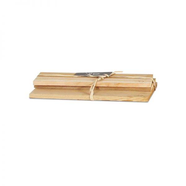 tablas ofyr madera cedro 3ud Juego de 3 madera de cedro